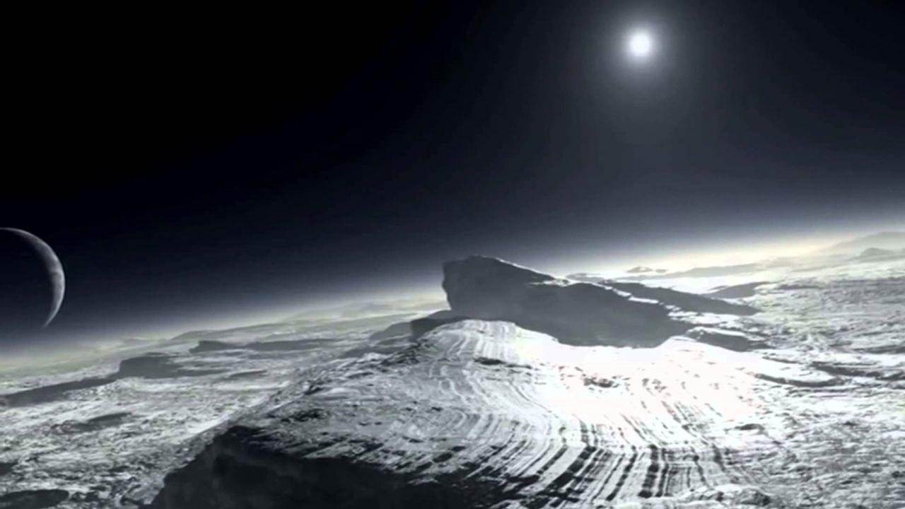 Planetas enanos con volcanes de hielo se esconden en el borde del sistema solar