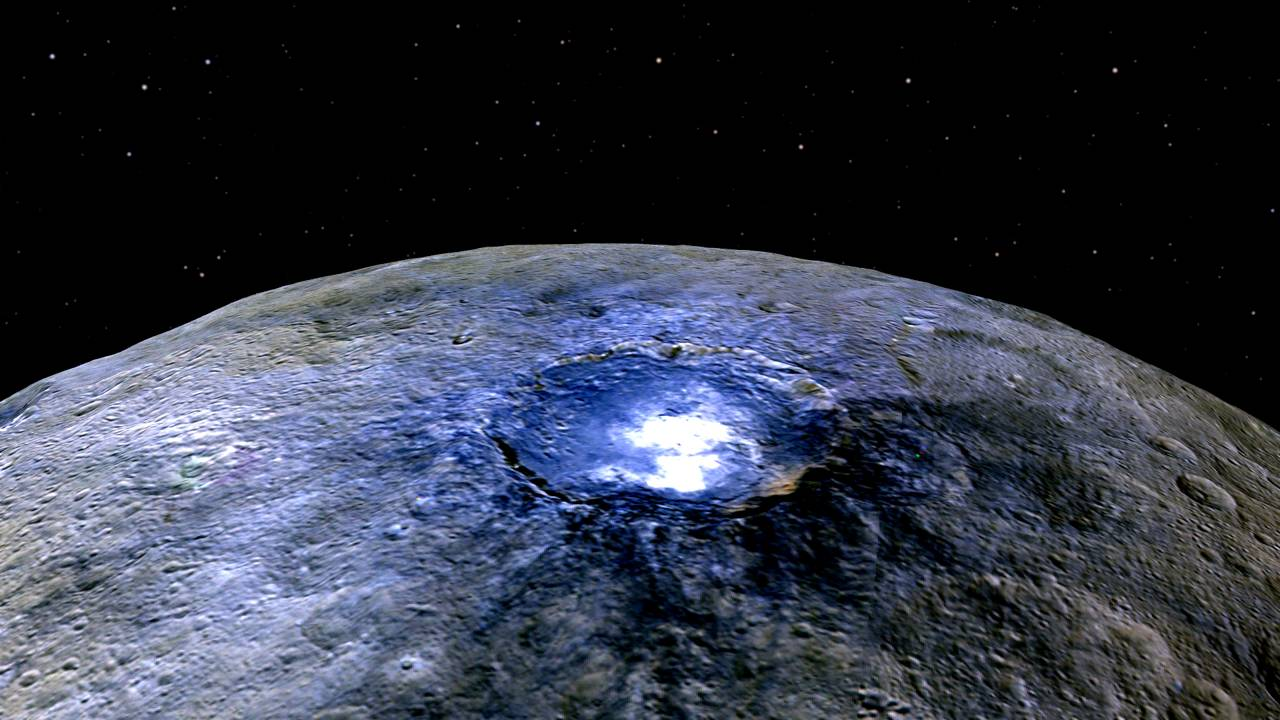 Sonda Dawn mirará «de cerca» a Ceres y lo orbitará para siempre