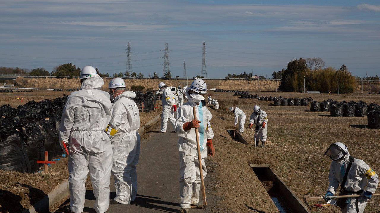 Descubren una nueva fuente de radiactividad tras desastre en Fukushima