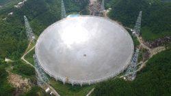 El mayor radiotelescopio del mundo ha realizado su primer descubrimiento