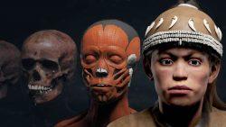 Estos son los rostros de 30.000 años de algunos de los primeros niños en Europa