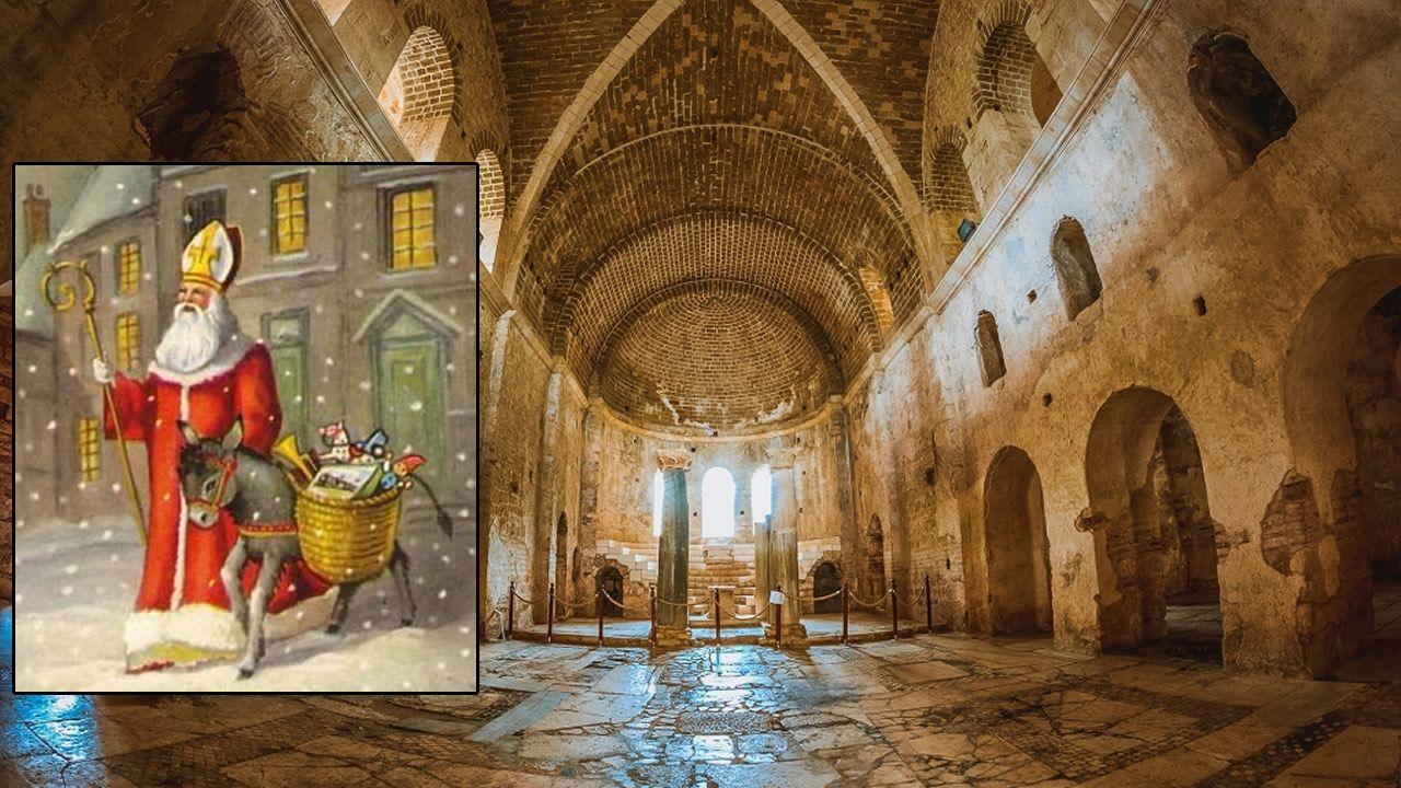 ¿Han encontrado la tumba de Santa Claus en Turquía?