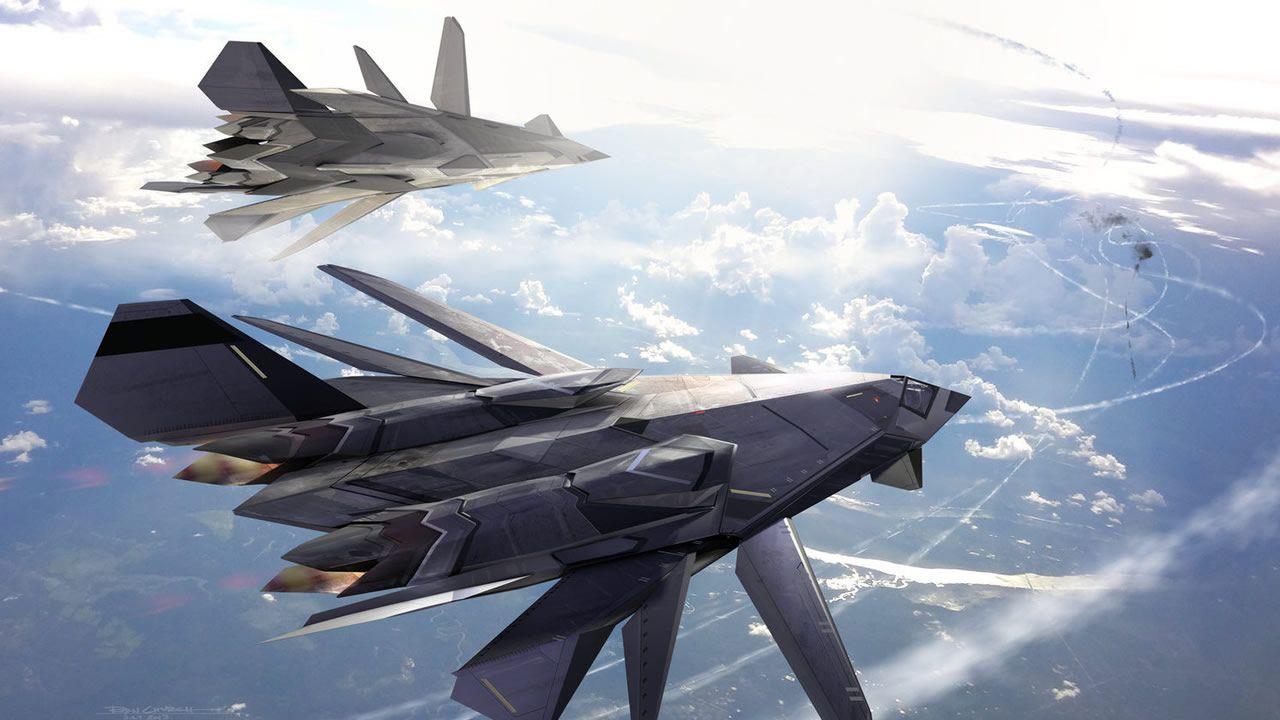 Maquinas voladoras de hierro dominaron los cielos antiguos en el remoto pasado