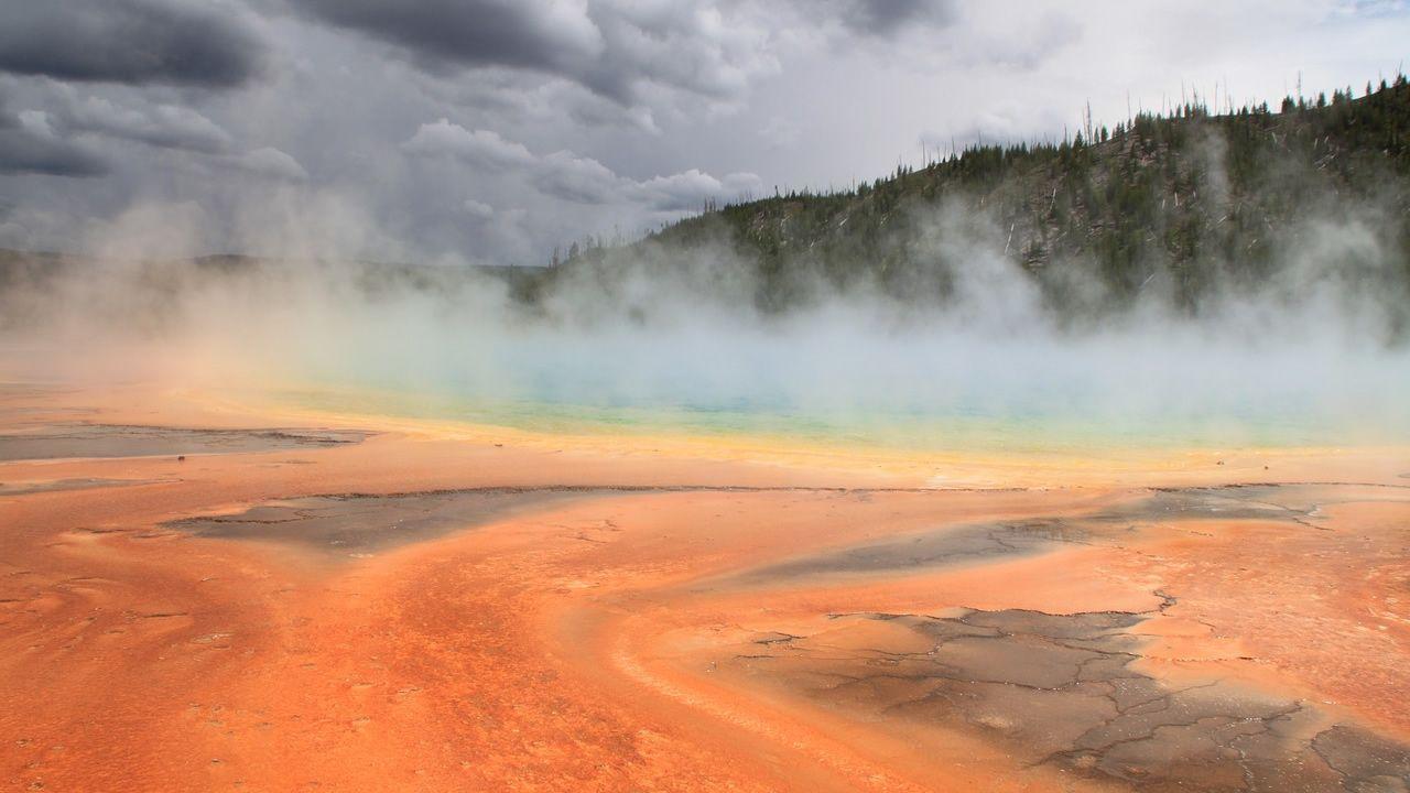 Supervolcán Yellowstone podría dar menos advertencias de una erupción de lo que pensábamos