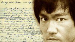 Cartas inéditas de Bruce Lee muestran su proceso de despertar personal