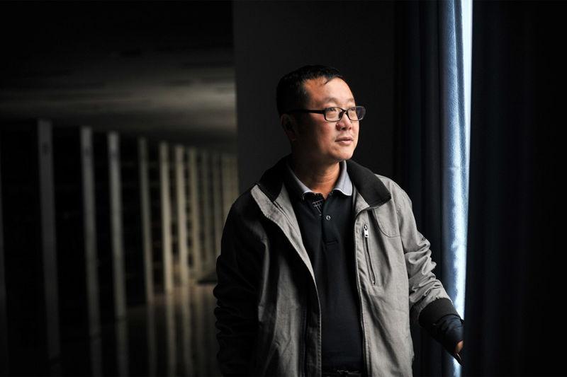 Liu Cixin, el escritor de ciencia ficción más destacado de China, ha escrito mucho sobre los riesgos del primer contacto.
