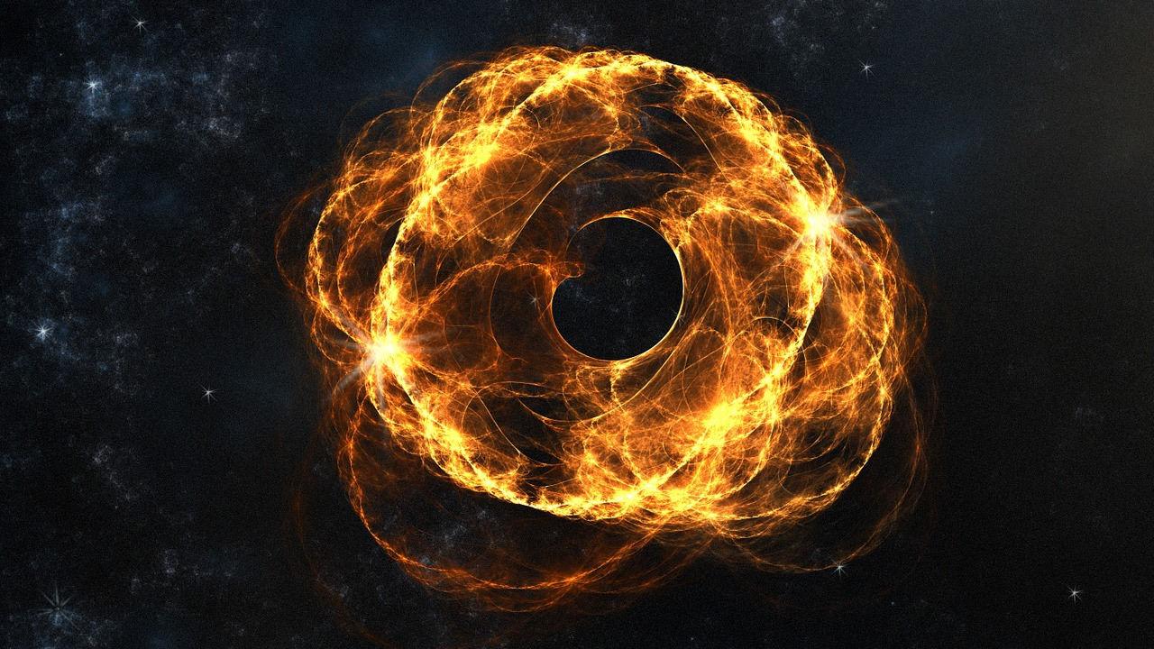 La radiación de los agujeros negros al fin ha sido rastreada