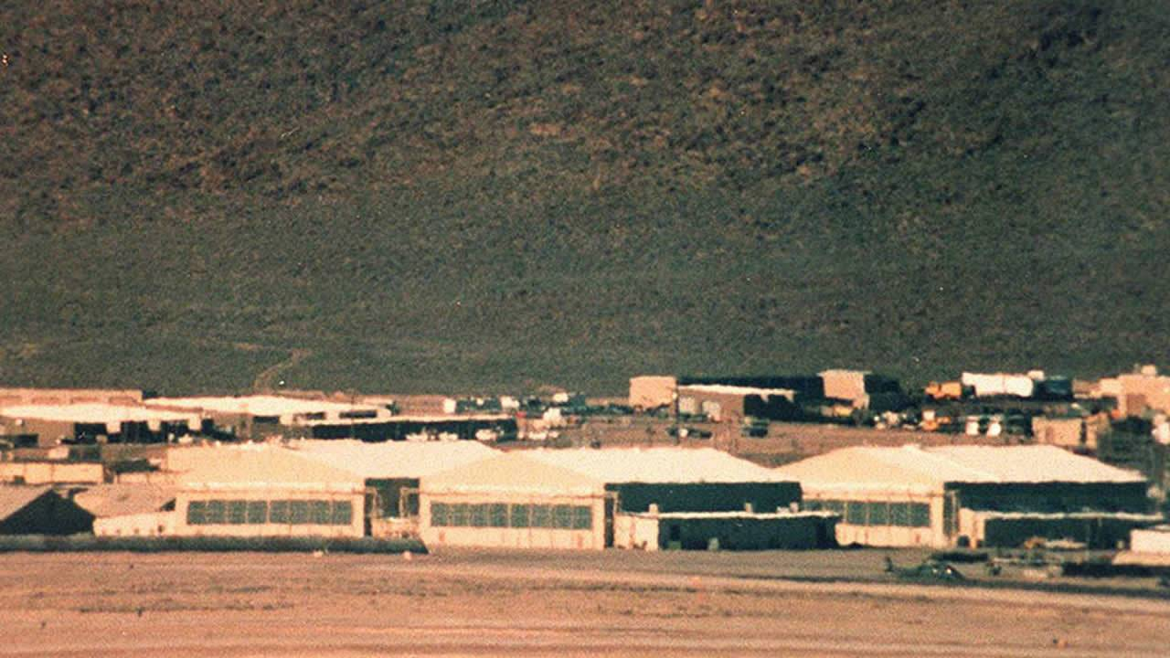 Área 52: Base ultrasecreta aparece por primera vez en una grabación