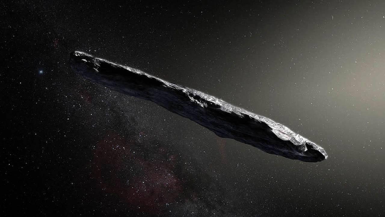 Este «asteroide» interestelar no se parece a nada que hayamos visto antes