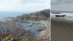 Misterioso barco con 8 esqueletos a bordo llega a costas de Japón