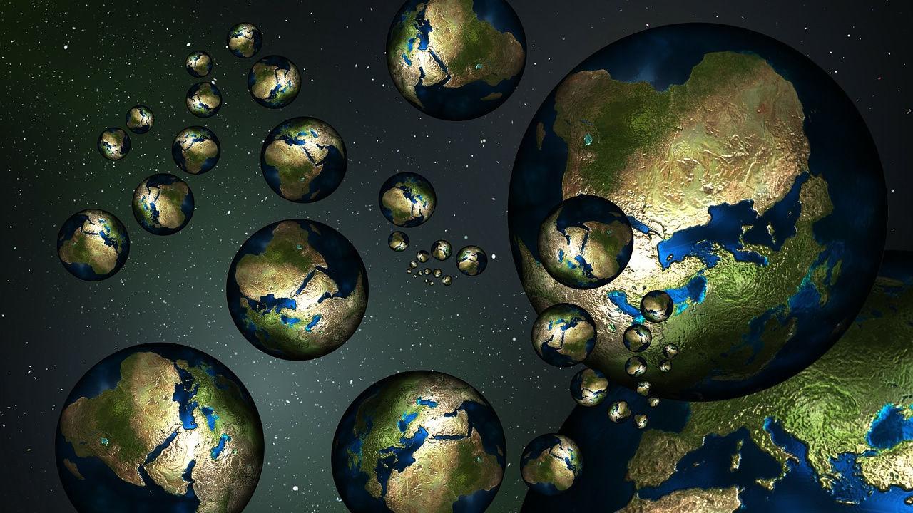 La experiencia más increíble de universos paralelos