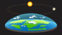 Creyentes de teoría de la «Tierra Plana» realizaron una conferencia y fue tan ridícula como pensabas