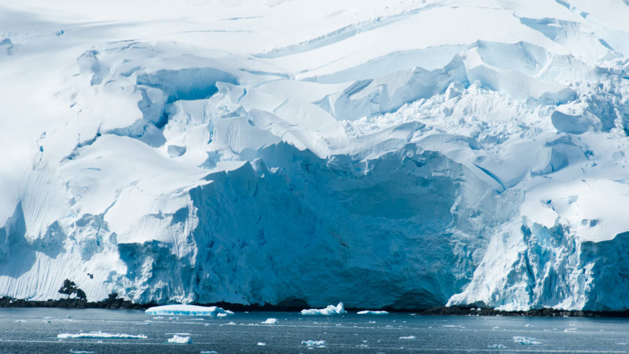 Deshielo de glaciar en la Antártida aumentaría nivel del mar en 3 metros