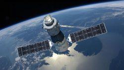 Revelan dónde impactará la estación espacial china Tiangong-1