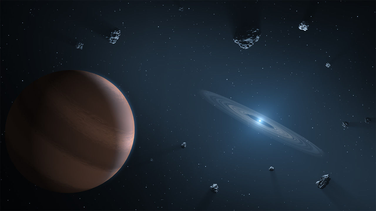 Primera evidencia de exoplanetas podría haber sido encontrada hace 100 años