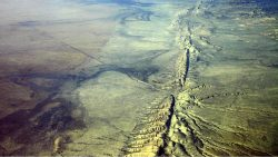 Falla de San Andrés presentó 134 sismos durante la última semana
