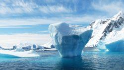 Una gran cantidad de energía se esconde bajo el hielo de la Antártida