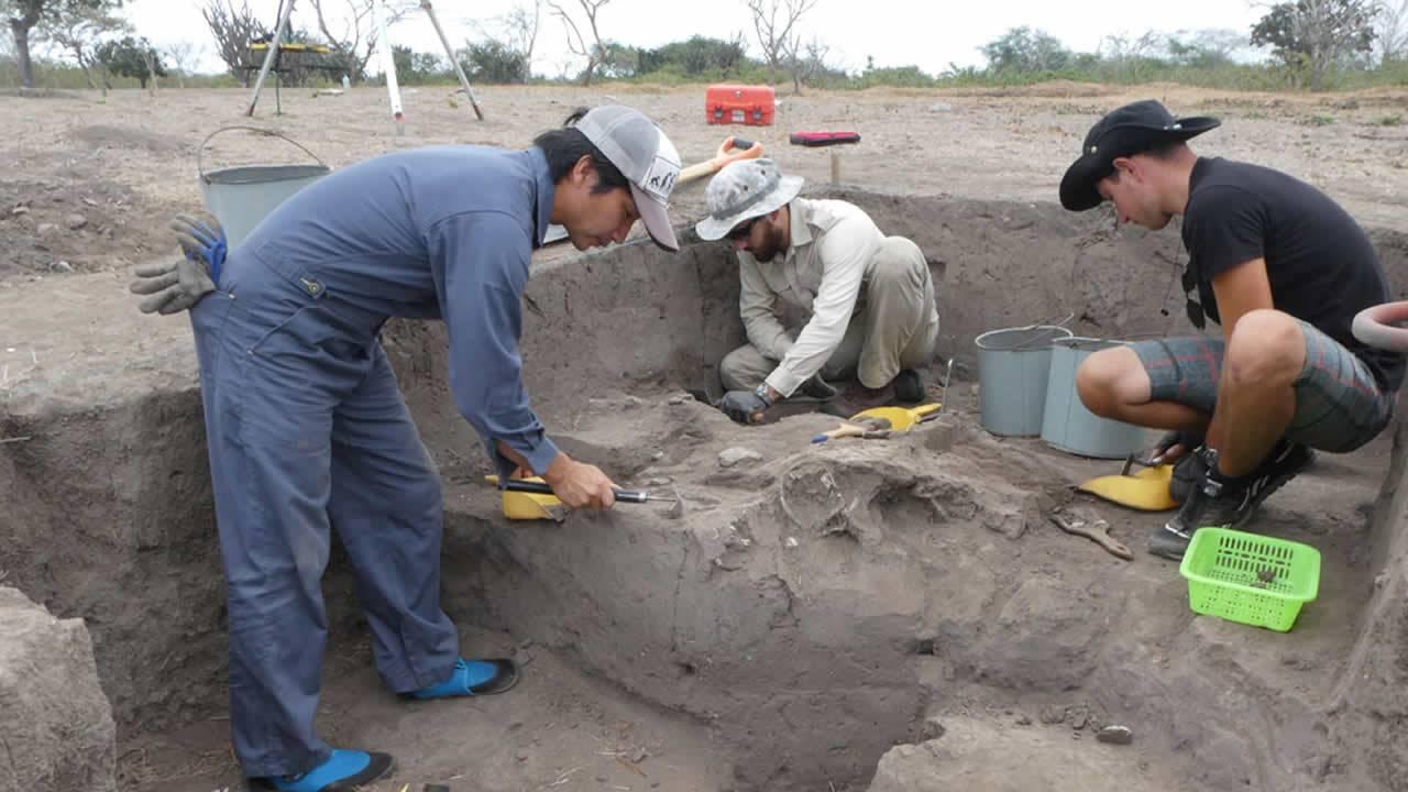 Hallan en Ecuador la cerámica posiblemente más antigua de América