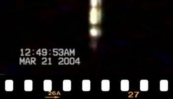 Una de las imágenes captadas, en el año 2004