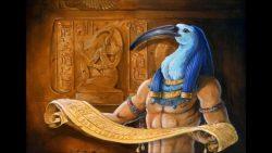 Libro de Thoth: Un libro sagrado del antiguo Egipto que ofrece conocimiento ilimitado