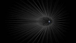 Satélite chino descubre misteriosa señal que provendría de materia oscura