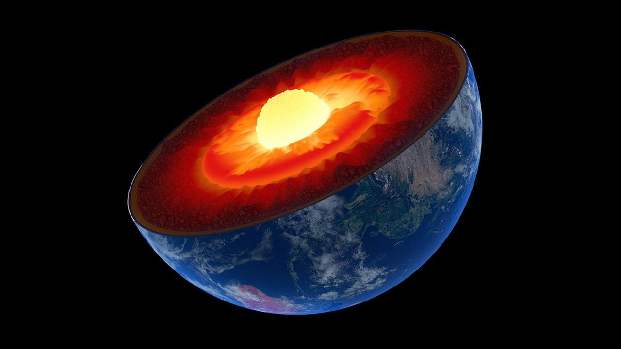 ¿Predecir terremotos usando el núcleo de la Tierra?