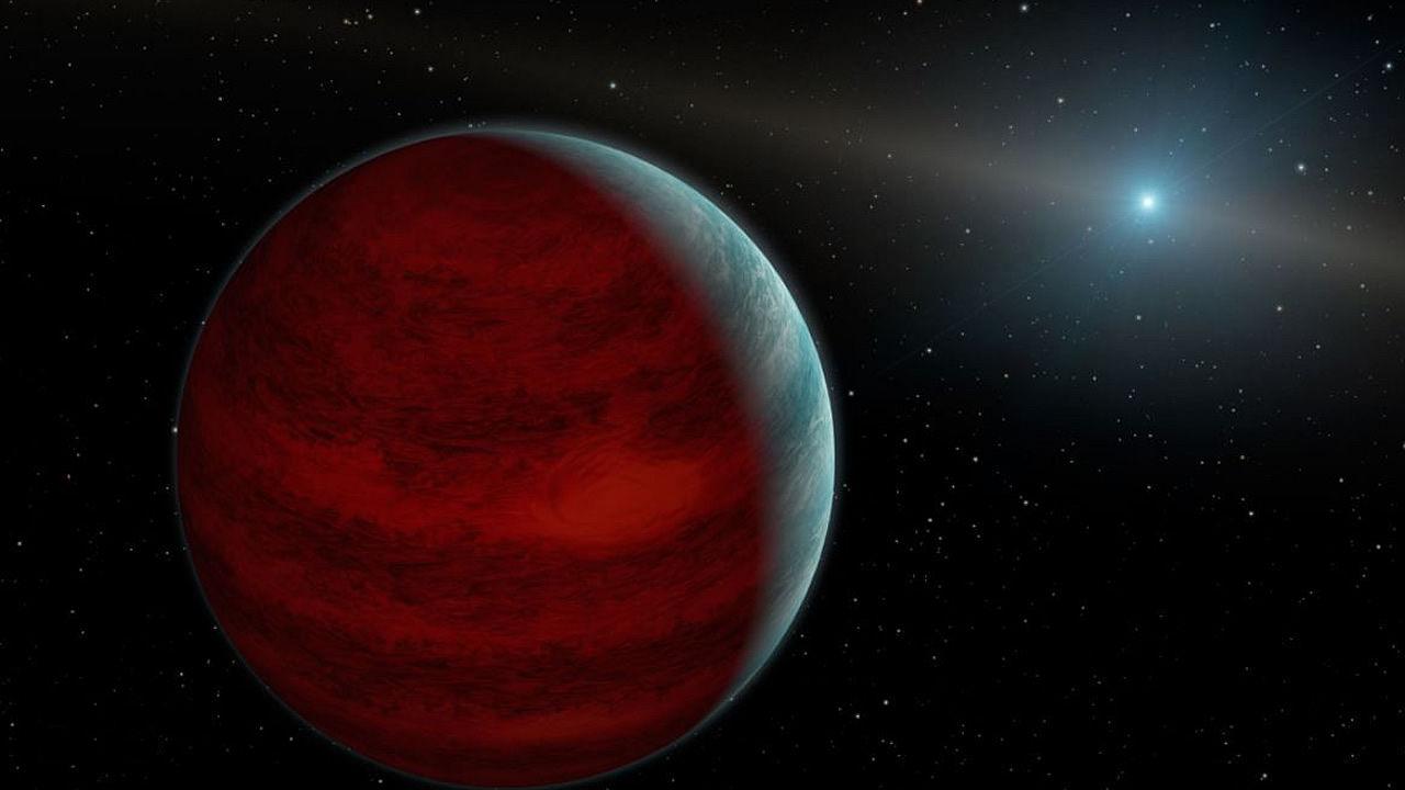 Descubren un planeta extremadamente gigante en el bulbo de la Vía Láctea