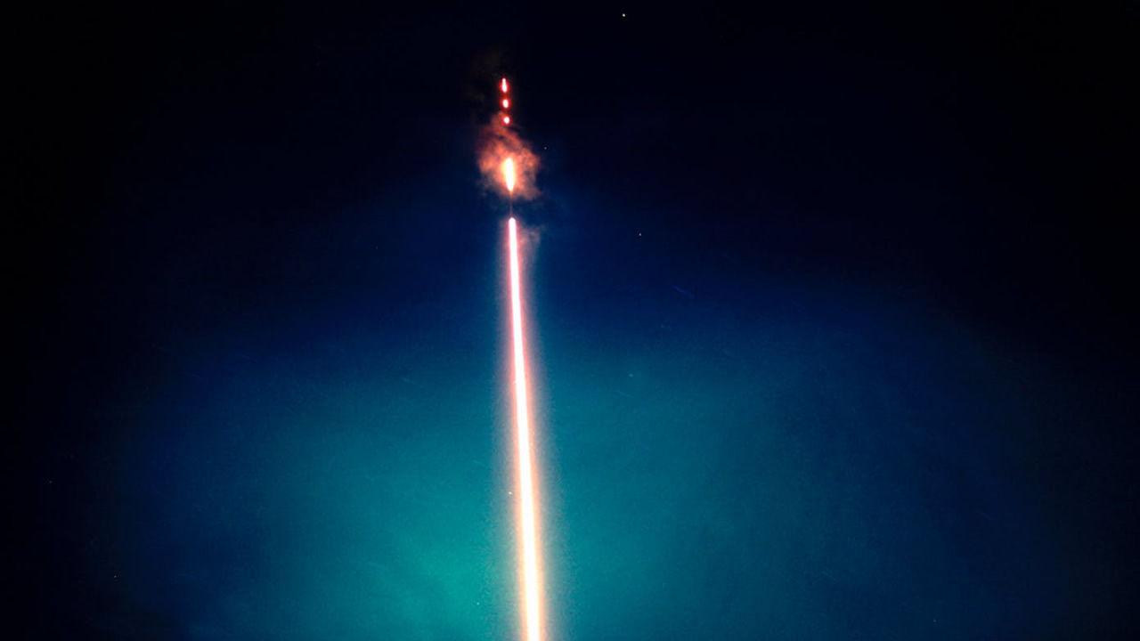 Desclasifican fotografías de prueba nuclear de EE.UU. en la atmósfera
