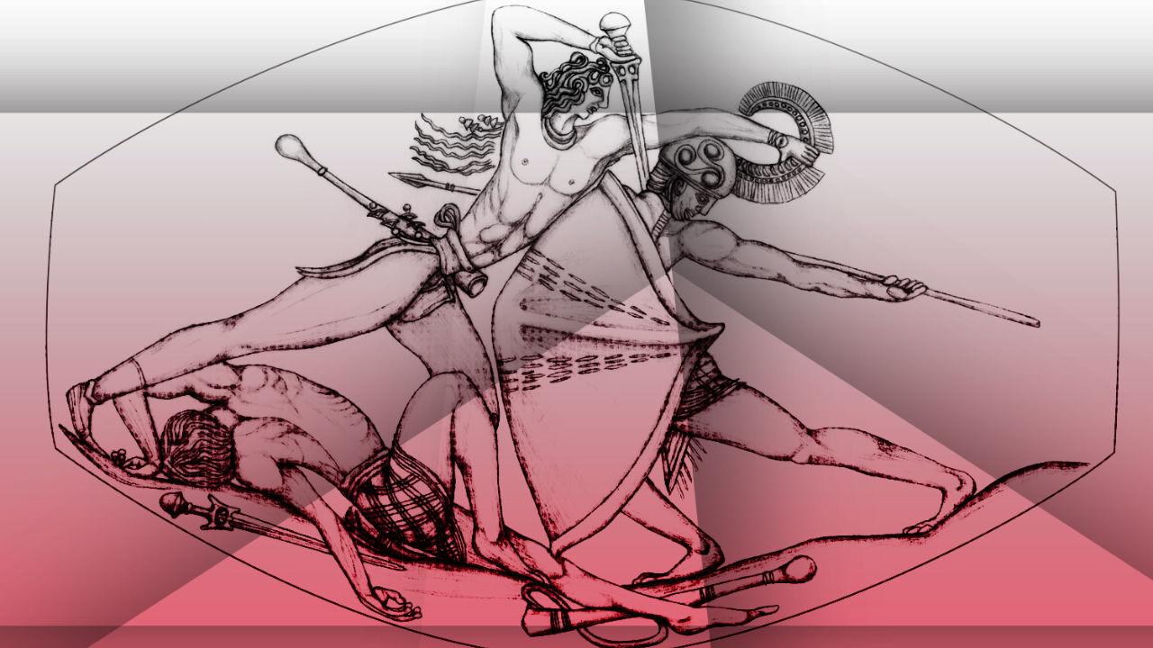 Hallan una «obra maestra» prehistórica que podría reescribir la historia del arte griego antiguo