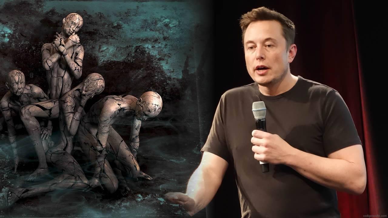 Elon Musk: Estas dos cosas pueden acabar con la humanidad antes que acabe el siglo