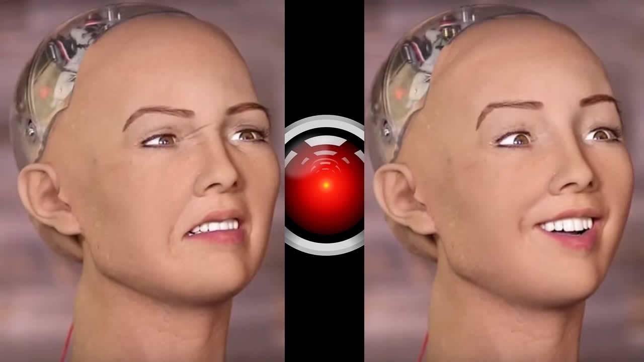 Sophia, el primer androide ciudadano, quiere tener un bebé