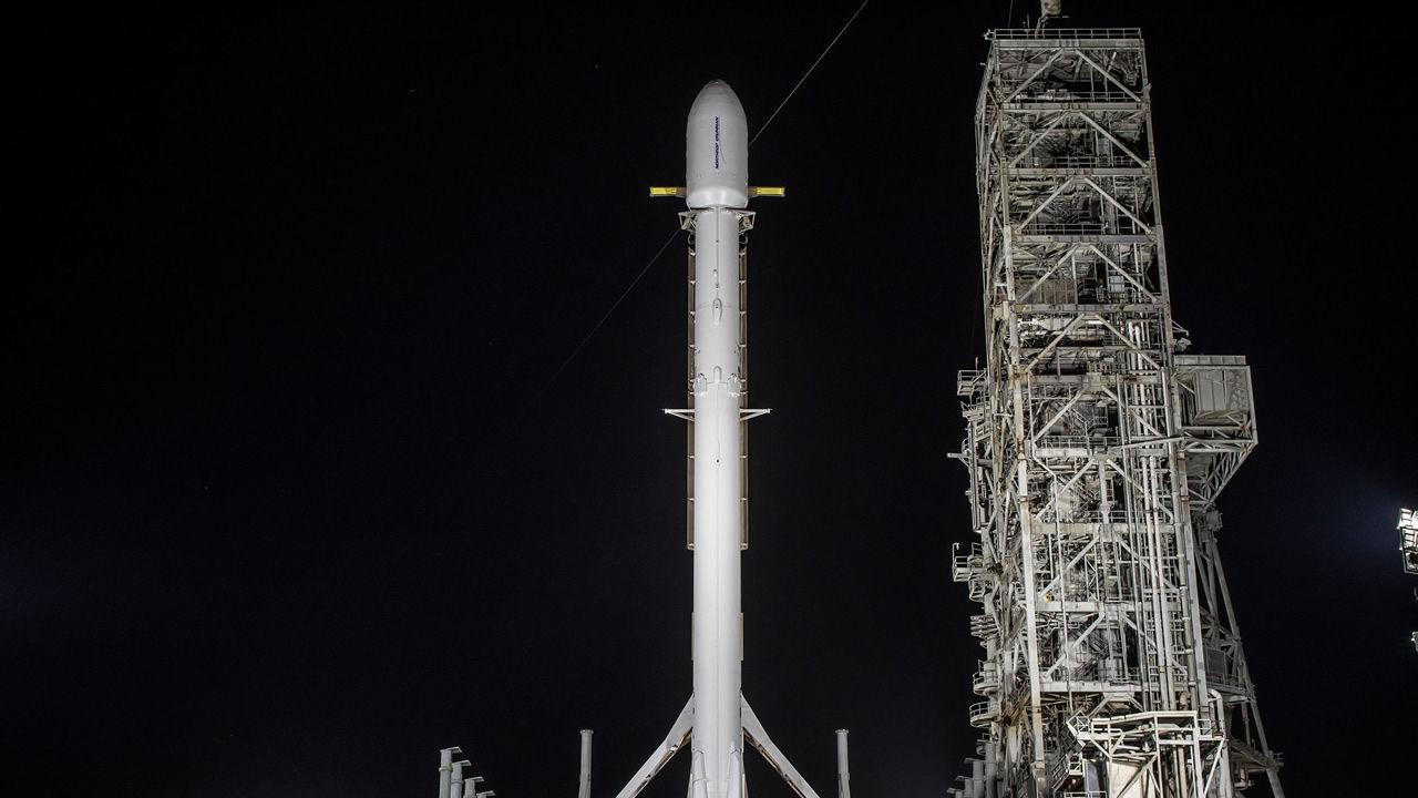 SpaceX lanzará una misión ultrasecreta este viernes