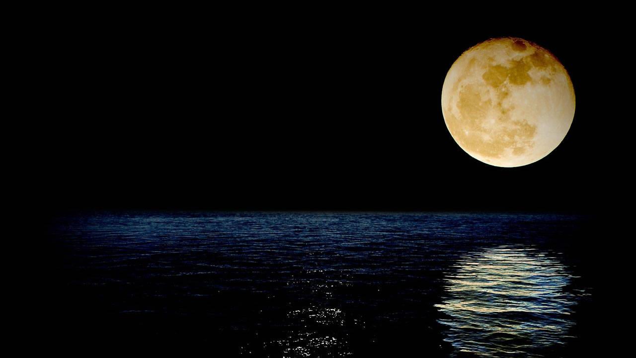 La primera y única Superluna llena de 2017 será visible fin de semana