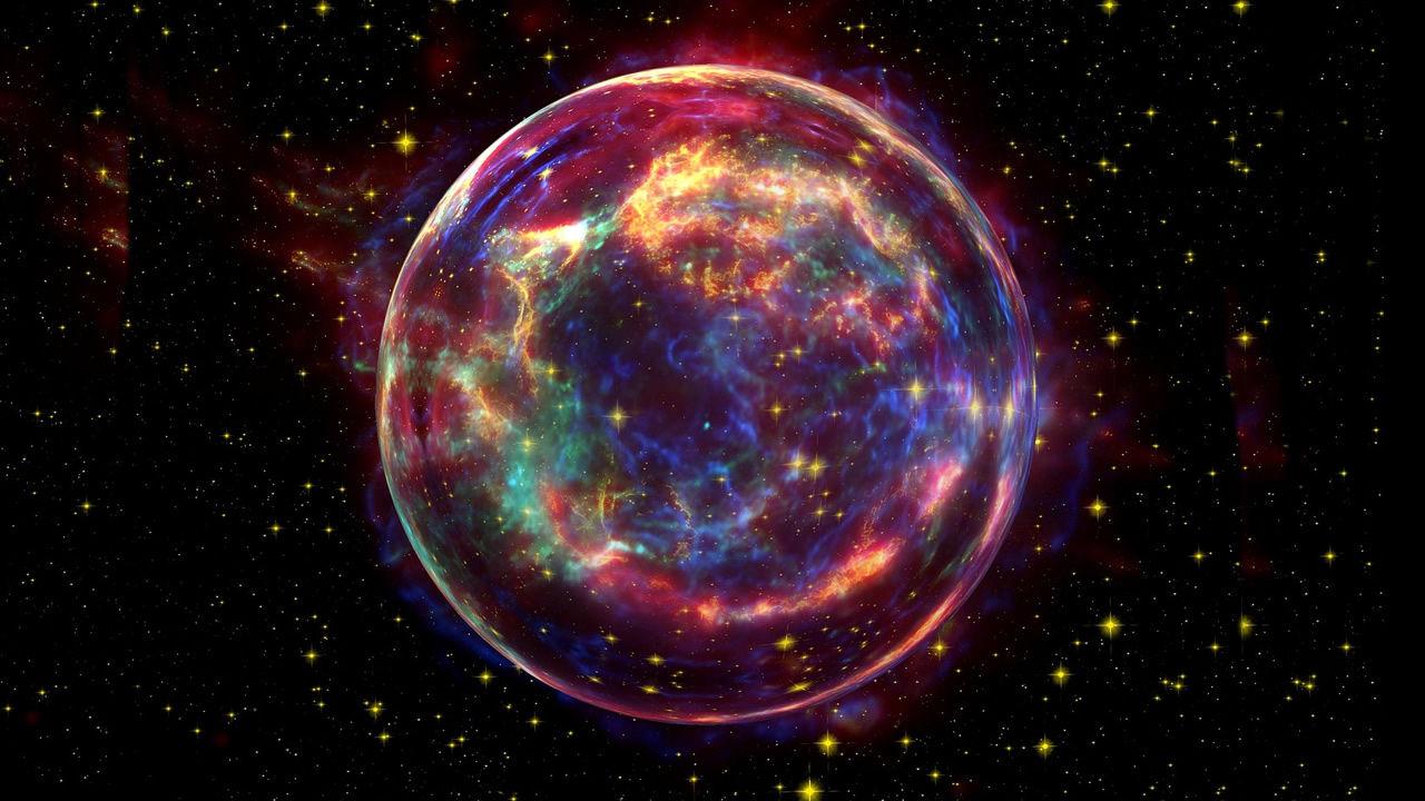 La supernova que no para de explotar