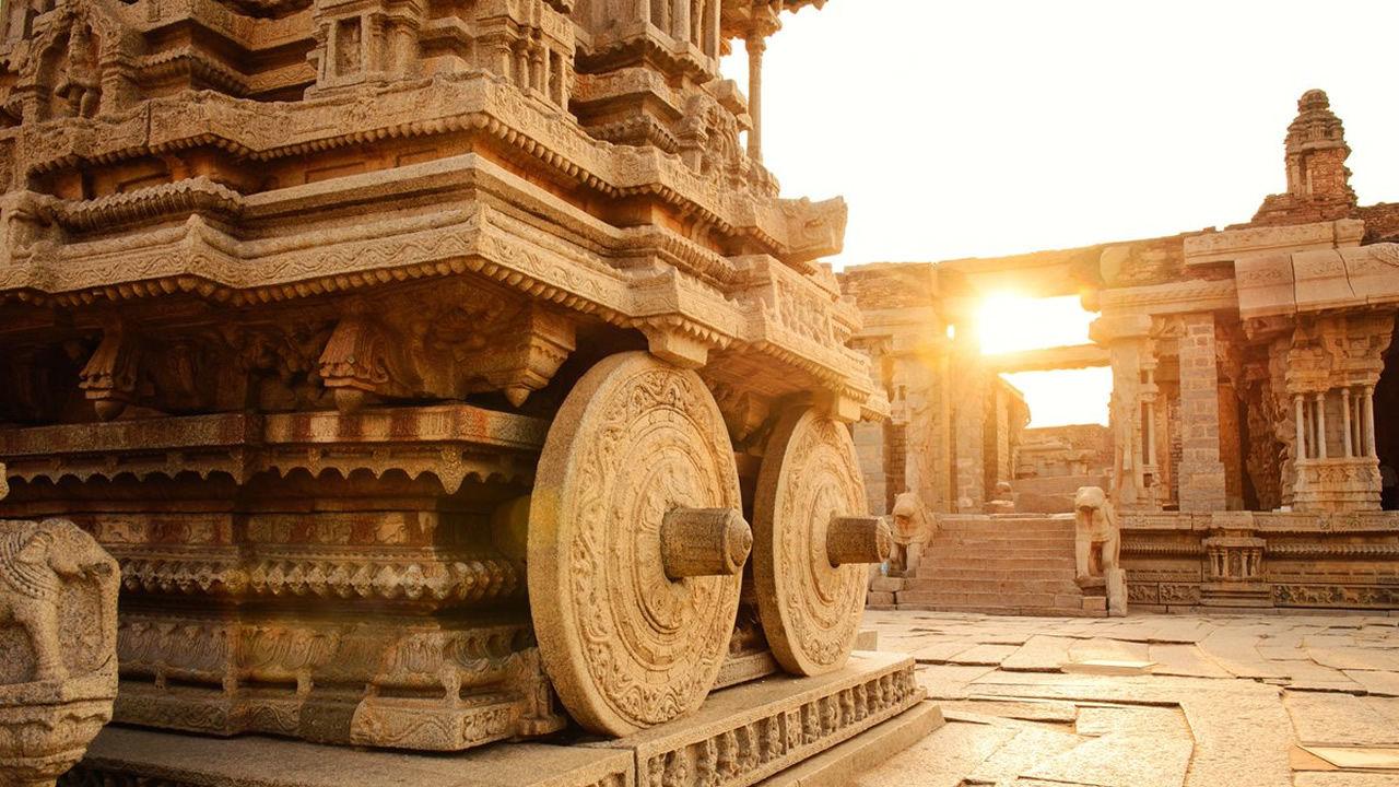 El Legendario Templo del Sol de Konark, una antigua maravilla del mundo