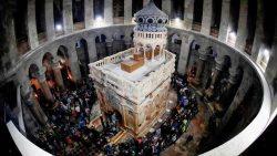 Tumba de Jesucristo es mucho más antigua de lo que se pensaba