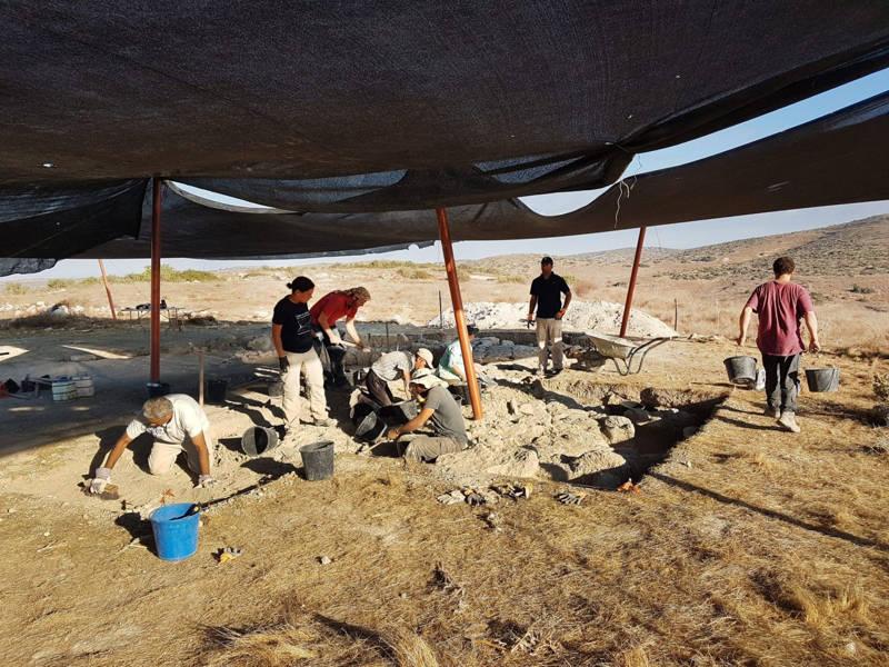 Desenterrando el templo edomita de 2.200 años de antigüedad descubierto por un drone