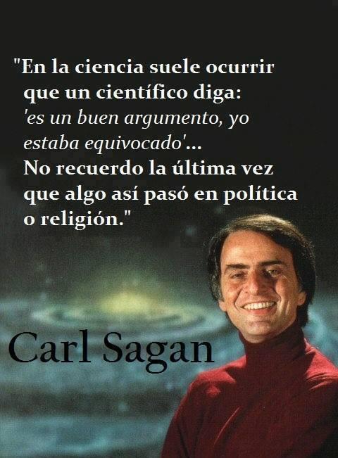 Carl Sagan Si Estamos Solos En El Universo Seguro Sería