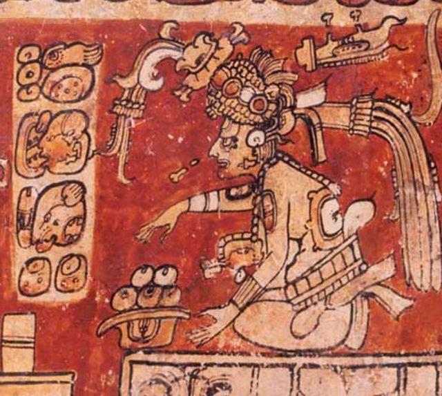 Dios maya D, Itzamná