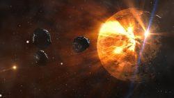 Acusan a NASA de «encubrir» posible impacto de asteroide de 2.4 Km