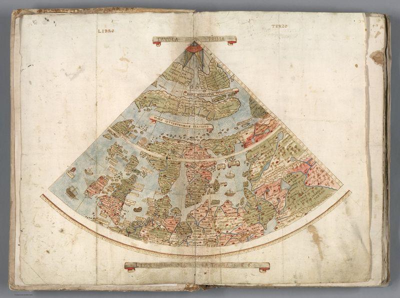 Una parte del mapa de Monte