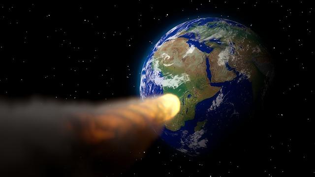 Según Nostradamus: «Un momento de gran violencia coincidirá con la aparición de un cometa en el cielo...»