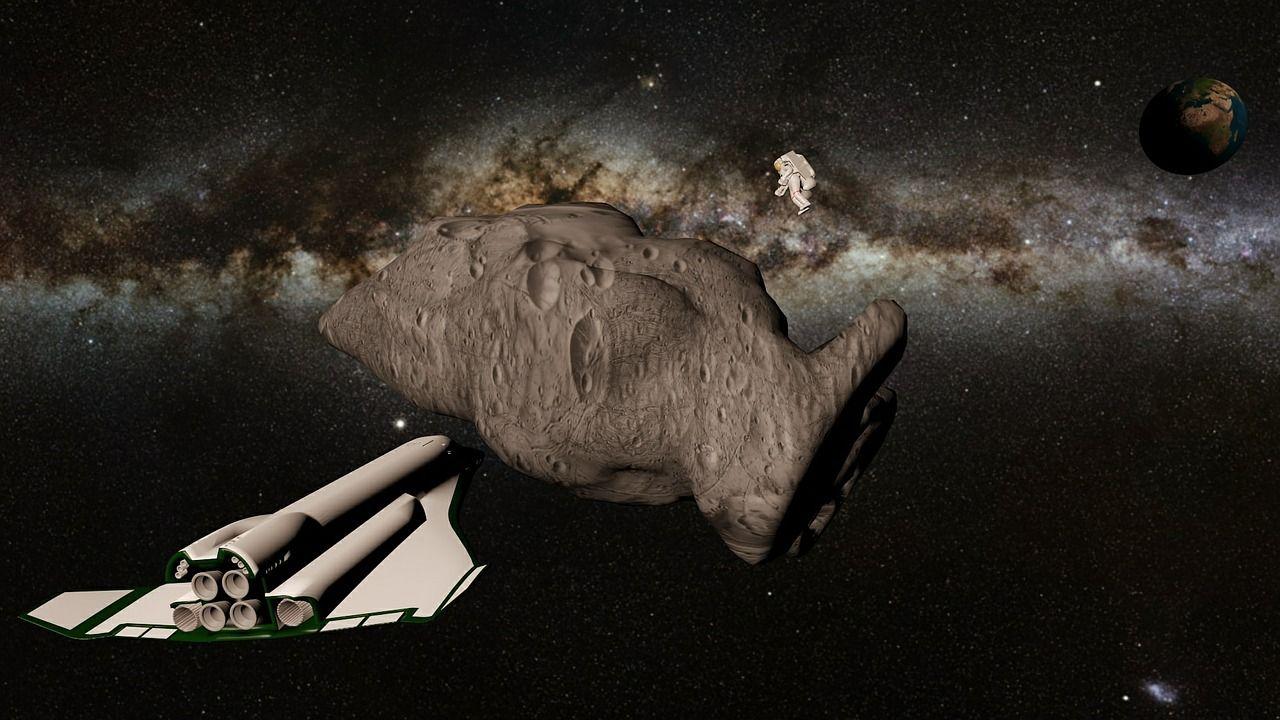 Minería espacial: El asteroide de los 10.000 cuatrillones de dólares, próximo objetivo de NASA