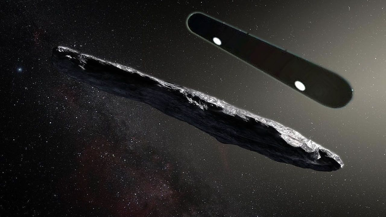 Según astrónomo: «Oumuamua es una nave extraterrestre dañada»