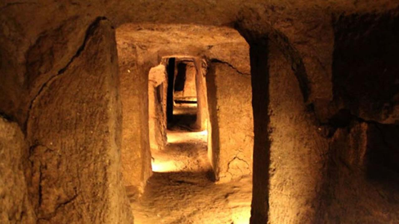 La ancestral ciudad subterránea de Nushabad (Irán) ¿Por qué decidieron vivir bajo tierra?