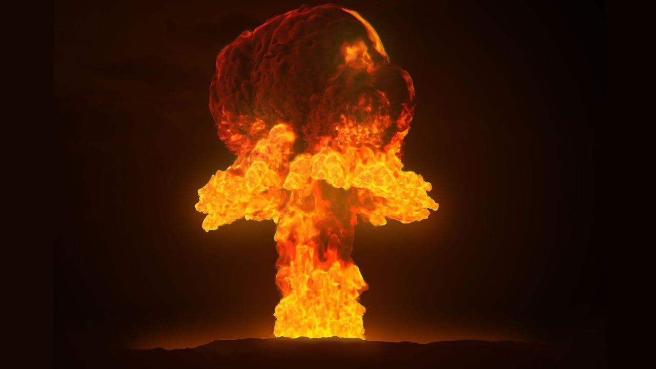 Cómo sobrevivir a una explosión nuclear, según China