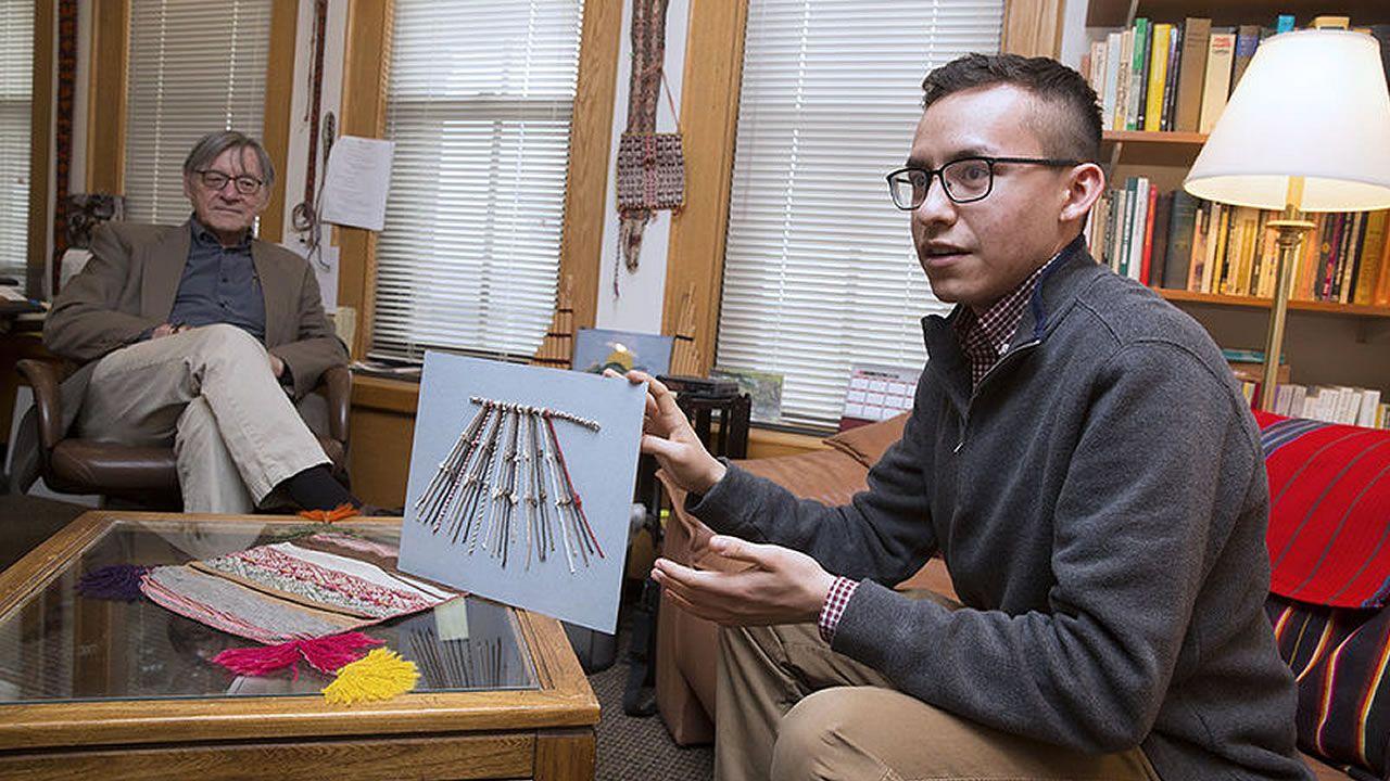 Quipus: Estudiante de Harvard descifra misterioso código Inca