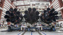 Elon Musk revela su mega cohete: Falcon Heavy listo para despegar en unas semanas