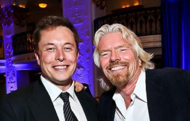 Ahora Richard Branson ha sido nombrado presidente de la compañía Virgin Hyperloop One. Esta dupla sí que se las trae.