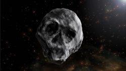 En 2018 tendremos un «encuentro cercano» con este asteroide «calavera»